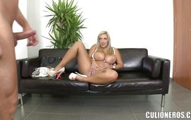 Remarkable girlfriend Cristal Swift receives a rough from behind plowing