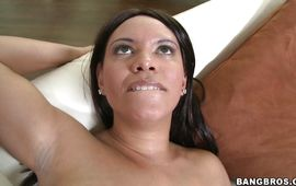 Outstanding latin Desireo loves being smashed super hard
