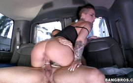 Cunning honey Christy Mack fucking her aroused chap